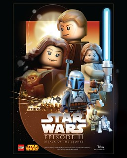 LEGO Star Wars Episode II Attack of the Clones