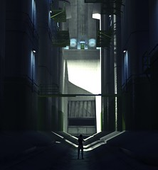 """""""Long way to the top"""" (L1netty) Tags: screenshot games gaming reshade pc faith mirrorsedge girl dice electronicart ea character color 4k videogame people lights shadows"""