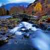 Ashness Bridge Autumn Colours (tonybeavers) Tags: autumn colours bridge 10stopfilter longexposure