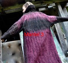 Felted Coat Gefilzt Mantel Manteau laine feutrée (FuchsFilz) Tags: felted coat gefilzt mantel manteau laine feutrée wearable art tragbare kunst vestimentaire