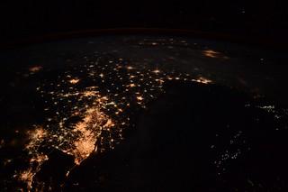 Shangai at night