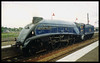 No 60007 Sir Nigel Gresley Ely (Ian Sharman 1963) Tags: no 60007 sir nigel gresley station steam engine railway rail railways train trains loco locomotive waml west anglia mainline