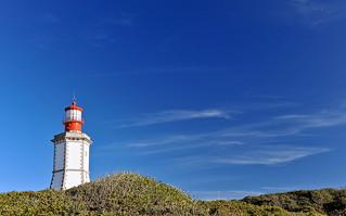 phare désactivé du cap Espichel