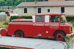 (azu250) Tags: citroen n350 23 sapeurs pompiers firebrigade truck brandweer saint mihiel meuse 55