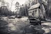 Water (Kristian Hagelin) Tags: waterscape creek oldmill naturephotography naturetakesback tranquility motherearthnikond800nikonphotographynikon motherearth nikond800 nikonshot nikon20mmf18g longexposure sweden skåne scandinavia landscapephotography