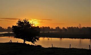 Natuurgebied / Nature reserve De Wiessenbergse Kolk