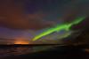 Islanda-80 (msmfrr) Tags: northern lights aurora boreale stokksnes notturno night sea spiaggia beach northernlights panorama landscape islanda iceland cielo acqua paesaggio mare roccia sky baia bay clouds nuvole