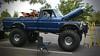 Bigfoot (Scott 97006) Tags: truck raised tires huge high vehicle monster