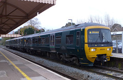 Photo of GWR 166204 at Yatton