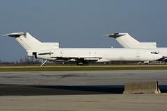 C-... (ex CargoJet) (Steelhead 2010) Tags: cargojet cargo boeing b727 b727200f yhm creg
