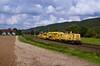 H.F. Wiebe 3 (212 192), Wispenstein (Sander Brands) Tags: trein treni train treno trenuri züg güterzug wiebe leinetal kbs 350 212 nikon d5100 rail railfanning