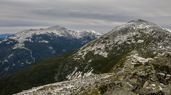 Mounts Washington and Adams, from the summit of Mount Madison, NH (jtr27) Tags: dscf4186xl jtr27 fuji fujifilm fujinon xt20 xtrans 1855mm f284 lm ois xf1855mmf284rlmois mount washington adams madison newhampshire nh newengland hike hiking whitemountains