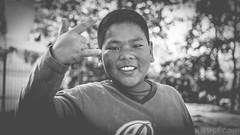 Untitled (#Weybridge Photographer) Tags: canon slr dslr eos 5d mk ii nepal kathmandu asia mkii boy child monochrome