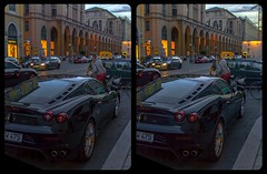 Munich decadence 3-D / CrossEye / Stereoscopy / HDR / Raw (Stereotron) Tags: bavaria bayern munich münchen streetphotography urban citylife fastcar bolide availablelight crosseye crosseyed crossview xview cross eye pair freeview sidebyside sbs kreuzblick 3d 3dphoto 3dstereo 3rddimension spatial stereo stereo3d stereophoto stereophotography stereoscopic stereoscopy stereotron threedimensional stereoview stereophotomaker stereophotograph 3dpicture 3dglasses 3dimage twin canon eos 550d yongnuo radio transmitter remote control synchron kitlens 1855mm tonemapping hdr hdri raw