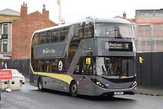 BT 432 @ Talbot Road, Blackpool (ianjpoole) Tags: blackpool transport alexander dennis enviro 400 city sn17mhk 432 working palladium route 14 fleetwood ferry clifton street