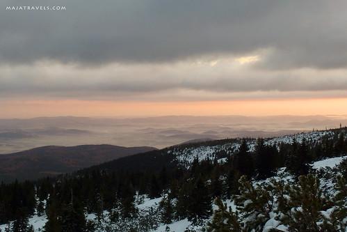 Karkonosze Mountains