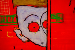 Red (----------------------xxx-----------------------) Tags: vienna wien austri europe centraleurope city travel autumnwinter fuji fujifilm digital csc color colour xe1 fujixe1 fujinon 35mm