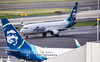 Alaska Airlines | N280AK & N517AS (MasonCObray) Tags: portland portlandinternationalairport portlandoregon portlandor pdx kpdx flypdx 503 pacificnorthwest boeing boeinglovers boeing737 737 alaskaair alaskaairlines iflyalaska flyalaska
