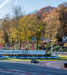 Karting in the park. (Paul Babington Photography) Tags: buckmorepark parkland racing karting landscape trees