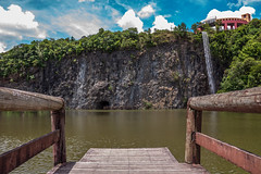 Parque Tanguá (Pedros0ares) Tags: curitiba parana jardim parque flores museu praça mercado