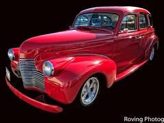 1940 Chevrolet (robtm2010) Tags: encinitas california ca usa encinitascarshow car automobile auto carshow iphone iphone7 motorvehicle vehicle classic classiccar chevrolet chevy sedan custom customcar 1940