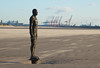 Another Place 08 nov 17 (Shaun the grime lover) Tags: liverpool sculpture seashore beach sand tide statues cast iron antonygormley anotherplace crosby shore installation art human figures blundellsands