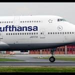 B747-430 | Lufthansa | D-ABVO | FRA thumbnail
