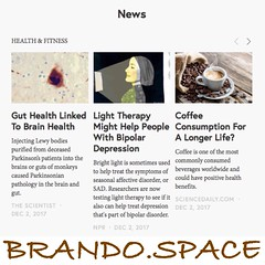 Health and Fitness News Update (Organic Athlete Brando) Tags: updated healthandfitness news section links articles recent health fitness studies guthealth brainhealth lighttherapy disorders bipolar healthbenefits coffee new study article update updates healthnews fitnessnews healthyfood healthylifestyle healthier wellness wellbeing longevity gut gutbacteria bacteria micobiome fit fitfam