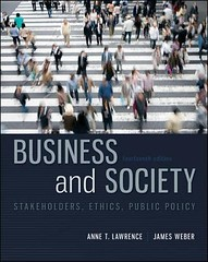 [PDF] DOWNLOAD Business and Society: Stakeholders, Ethics, Public Policy, 14th Edition FULL VERSION (agustin.micheal) Tags: pdf download business