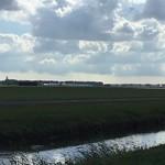Schiphol Airport, Polderbaan, take off, Amsterdam, Netherlands - 1834 thumbnail
