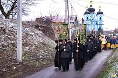 33. Блгв. кн. Александра Невского в Богородичном 06.12.2017