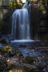 Lumsdale Falls (marc_leach) Tags: lumsdalefalls derbyshire matlock waterfall landscape canon