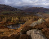 Holme Fell (Paul Newcombe) Tags: holmefell tarn reservoir lakedistrict uk landscape 5x4 sidelight afternoon october autumn fells mountains nationalpark