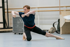 Watch: Royal Ballet rehearsals for <em>The Wind</em>