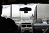 Welcome to the 401 (meniscuslens) Tags: canada ontario toronto freeway highway lorry rain car