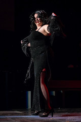Bellatrix Le Strange Burlesque (zemekiss) Tags: trixiehobbitses bellatrixlestrange harrypotter burlesque nerdlesque geekenders