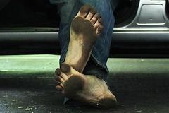 dirty city feet 138 (dirtyfeet6811) Tags: feet soles barefoot dirtyfeet dirtysoles cityfeet