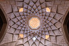 View of the ceiling, Abbasi House, Kashan, Iran (Feng Wei Photography) Tags: islamicculture unescoworldheritagesite traveldestinations isfahan art landmark colorimage islamic middleeast indoors kashaniran builtstructure iran iranianculture travel lowangleview islam decoration architecture ceiling unesco horizontal abbasihouse tourism kashan irn