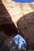 Light Above the Arch (isaac.borrego) Tags: canyon desert glencanyon nationalrecreationarea escalante utah canonrebelt4i coyotegulch