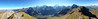 Panorama from the summit called First (Vincent_Thonnart) Tags: first kandersteg kandertal panorama