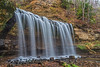 Cascade Falls (Daniel000000) Tags: waterfall wisconsin water river woods forest north cliffs nature landscape nikon d750 dslr fall slow shutter rocks art new old green brown autumn midwest cascade usa country rural park osceola wi