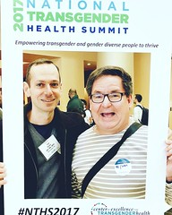 "#NTHS2017 I I like that concept - ""thrive"" 😀 