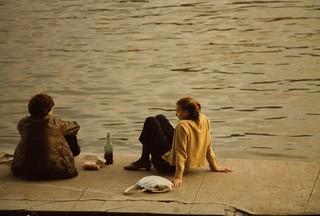 jeune amour, Paris 1982...
