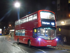 First London United N18 (ultradude973) Tags: london united busways limited volvo b5lh wrightbus gemini 3 mark 2 vh45219 bf67gkj n18 harrow weald trafalgar square brand new first bus double decker hybrid
