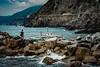 Coastline (erikvdlinden) Tags: afternoon summer colorimage beautiful travelphotography landscapephotography colourimage portofino liguria italië it