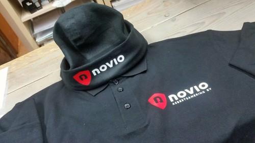 Textile bedrukking  Novio