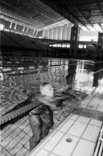164 Swimming EM 1991 Athens