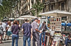 Las Ramblas (Rogcourt) Tags: barcelona lasramblas hdr market