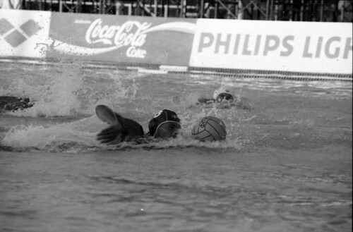 111 Waterpolo EM 1991 Athens