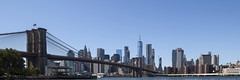 Brooklyn Bridge (sirwoodland) Tags: nyc newyorkcity newyork empirestate manhattan cityscape thebigapple usa